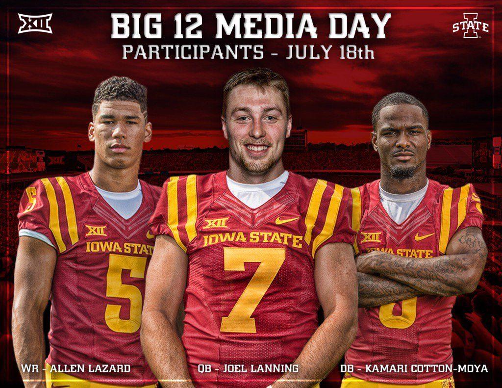 Big12 Media Day
